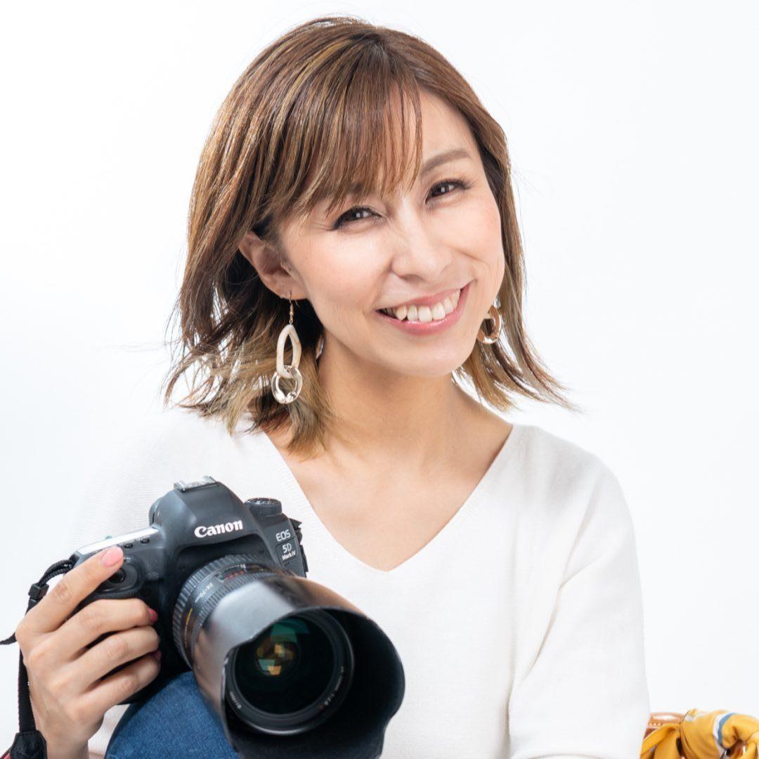 鶴岡悠子🎶写真と発信力で夢を実現させるフォトグラファー栃木